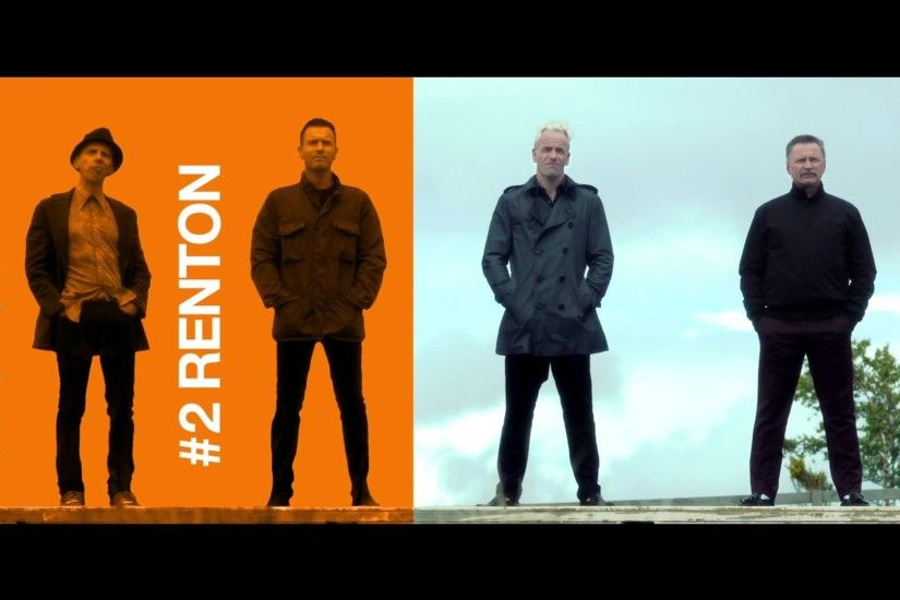 T2: Trainspotting 2 Wallpapers T2: Trainspotting 2 widescreen wallpapers