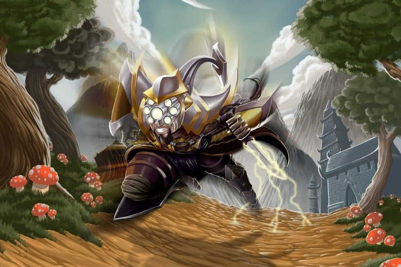 League Of Legends Teemo League Of Legends Master Yi League Of Legends  Wallpaper