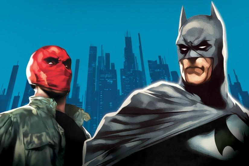 Batman Red Hood · HD Wallpaper | Background ID:793775