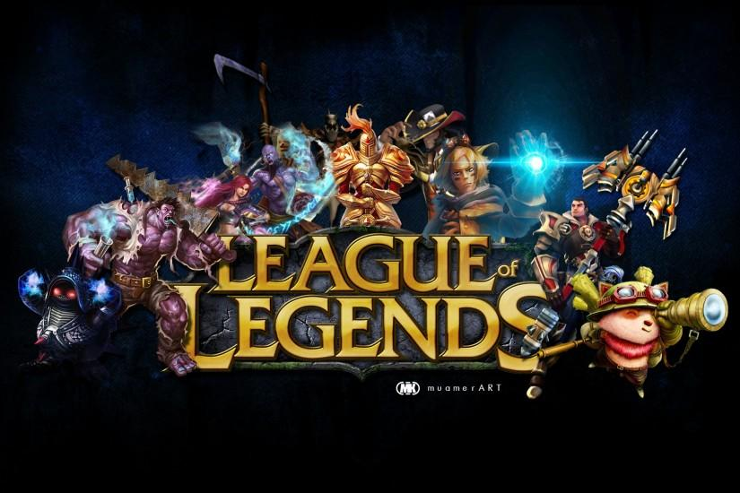 free download league of legends wallpaper 1920x1080 notebook
