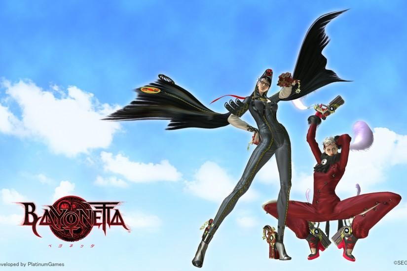 bayonetta wallpaper 1920x1200 large resolution