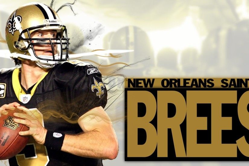 Drew Brees Wallpapers High Quality | Download Free