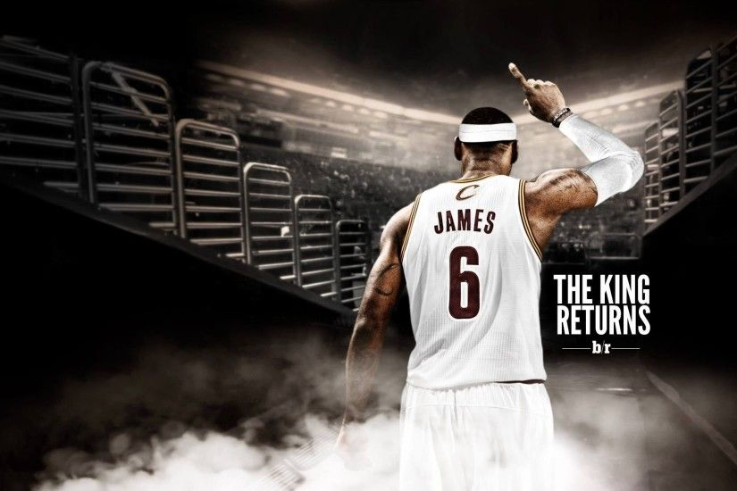 Lebron James Cleveland Desktop Wallpapers ...