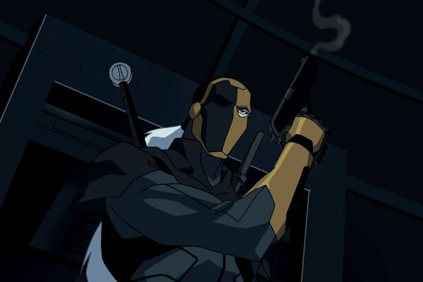 Cartoon - Young Justice Deathstroke Wallpaper