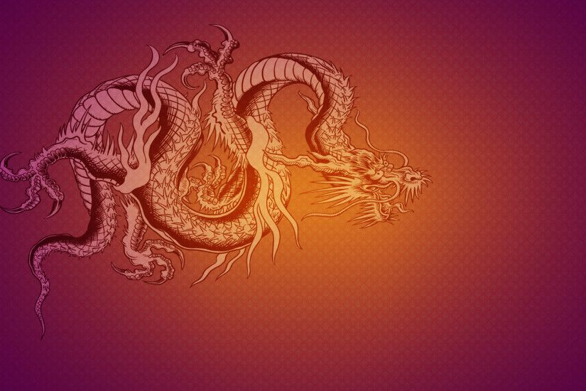 Free Chinese Dragon Wallpaper Background
