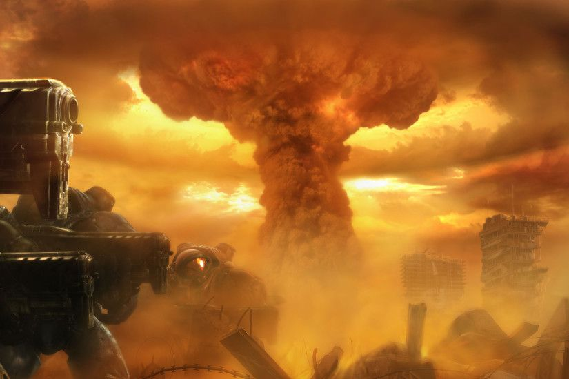 Mushroom Cloud Wallpapers (43+)