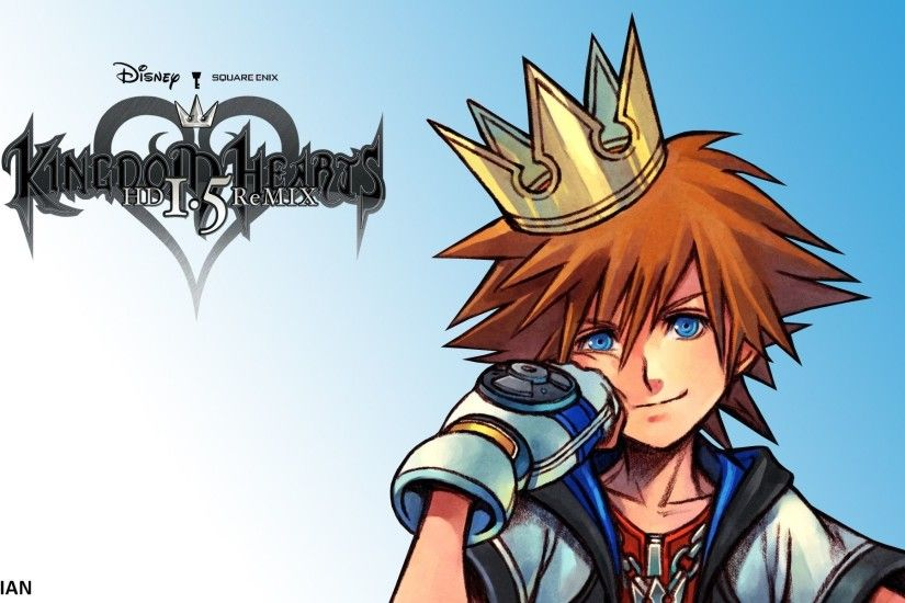Kingdom Hearts Sora Wallpapers Free