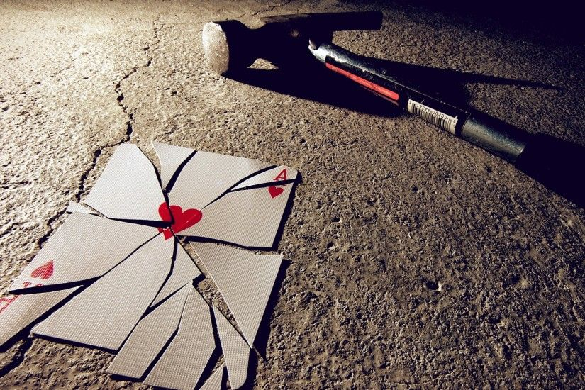 Broken Heart Hd Wallpapers Broken Heart And Hammer Wallpapers Hd / Desktop  And Mobile Backgrounds