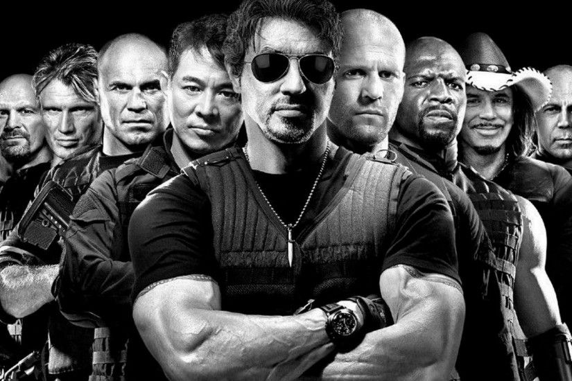 The Expendables Wallpapers Widescreen Full Hd 1080p