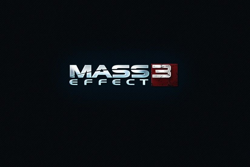 Mass Effect 3 Logo HD Wide Wallpaper for 4K UHD Widescreen desktop &  smartphone
