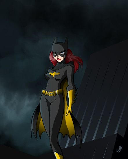 ... 1 Batgirl HD Wallpapers | Backgrounds - Wallpaper Abyss ...