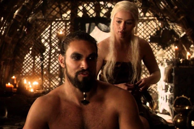 Khal Drogo - Daenerys Targaryen by Freedom4Arts on DeviantArt ...