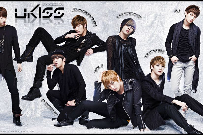 ukiss fanmade wallpaper 2 by whiterose18 ukiss fanmade wallpaper 2 by  whiterose18