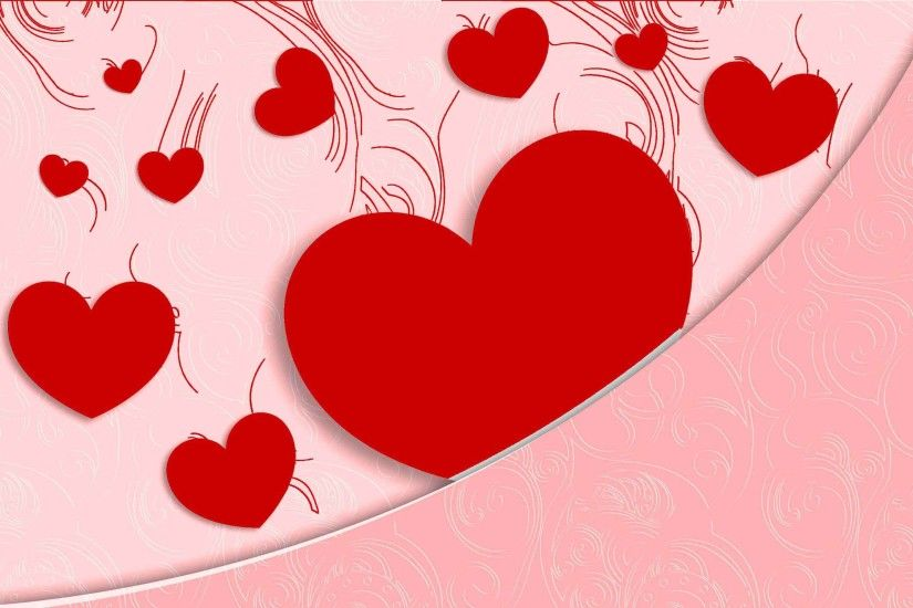 Love Heart Shape Paper Greetings For Valentine Day Wallpaper 2880 .