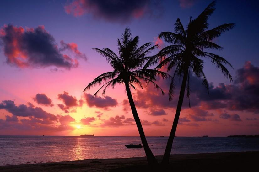 55 <b>Beach Sunset Backgrounds</b> | Bed Room Designs |