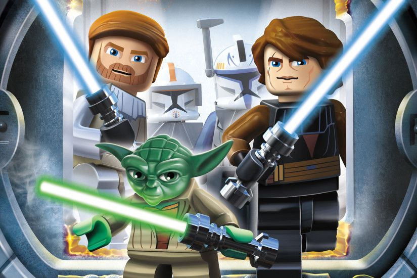 Video Game - LEGO Star Wars III: The Clone Wars Wallpaper