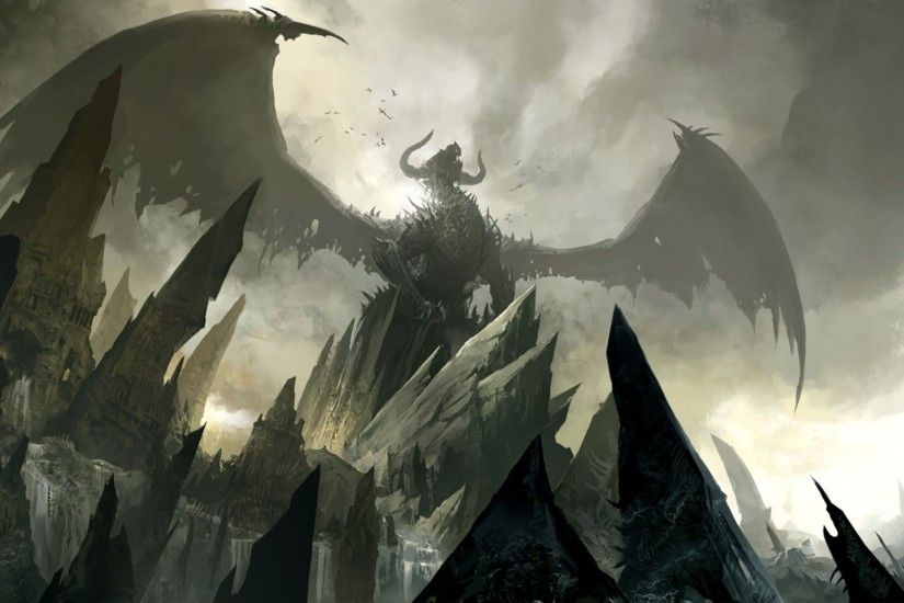 Dragon Wallpapers - QyGjxZ Fantasy art ...