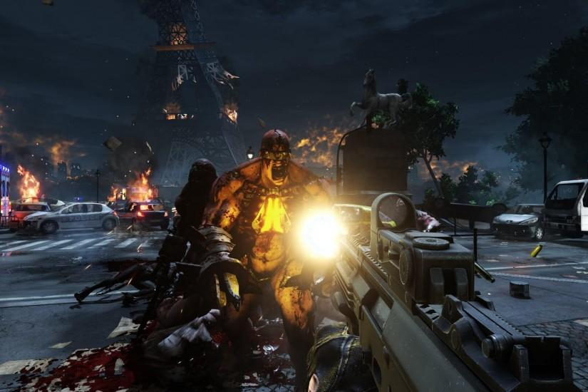 Killing Floor 2 Paris