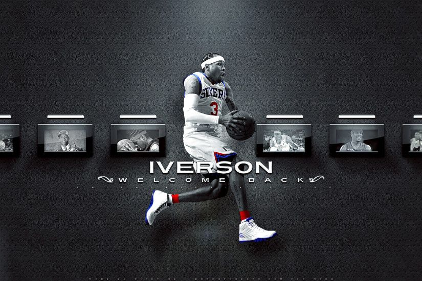 FreeMeadows 36 52 Allen Iverson - Welcome Back by kty-3