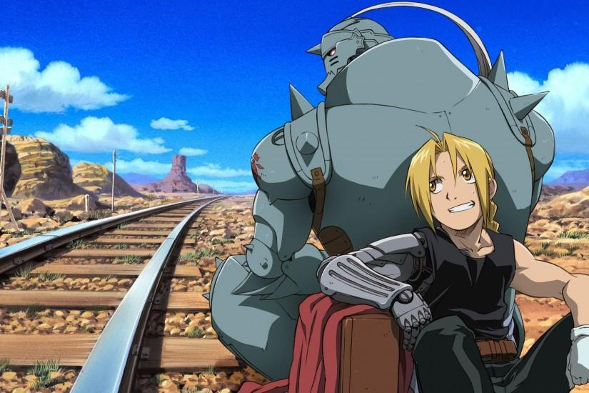 Fullmetal Alchemist Wallpaper High Resolution.