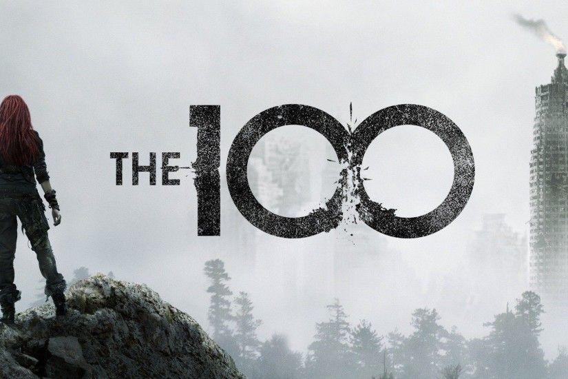 The 100 1080p Background