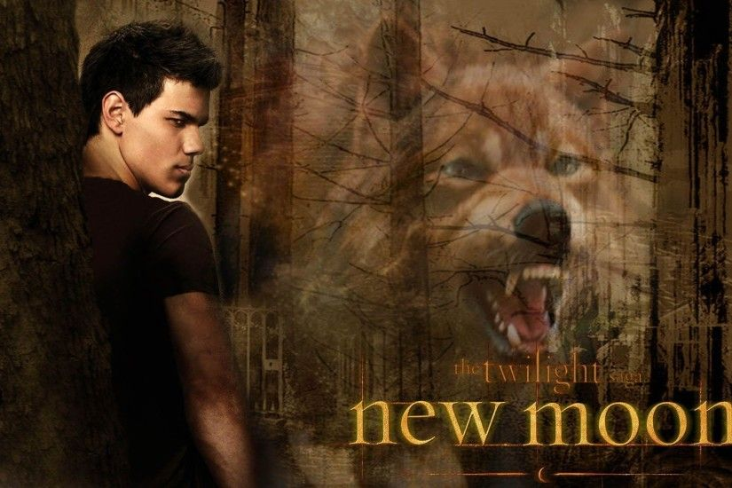 Wallpapers For > New Moon Wallpaper Jacob Black