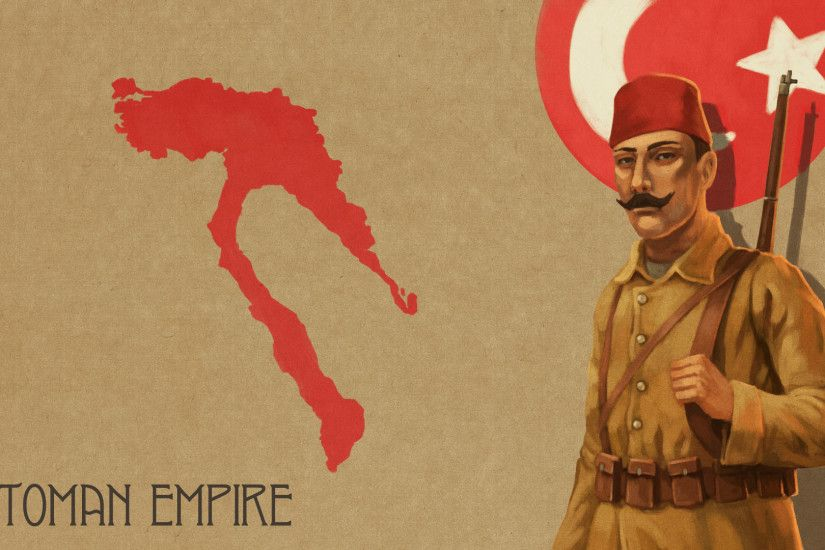 Making History: The Great War - Ottoman Empire | Steam Trading Cards Wiki |  FANDOM powered by Wikia