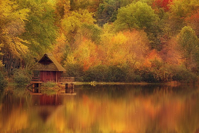 Autumn Scene wallpapers (43)