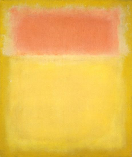 Rare and Major Mark Rothko Retrospective at Museum of Fine Arts Houston,  The Only