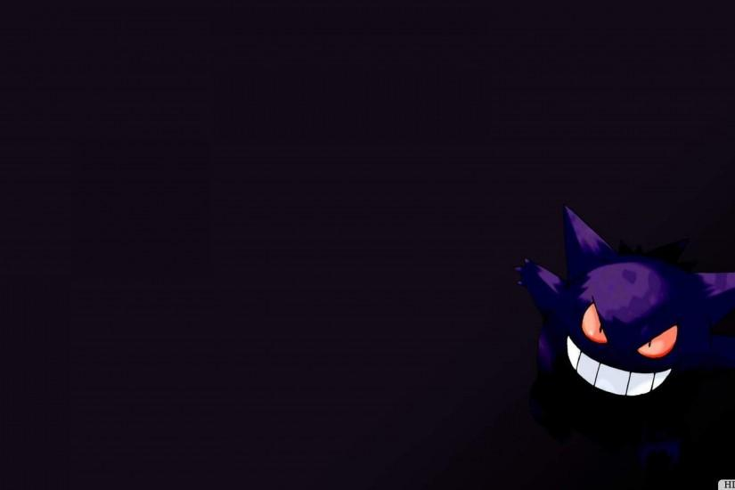 new gengar wallpaper 3840x2160