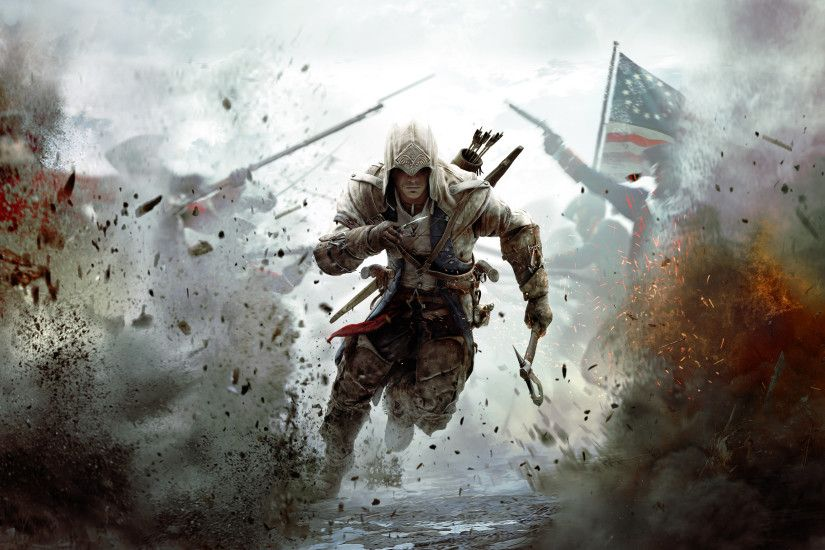 HD Wallpaper | Background ID:276397. 2650x1843 Video Game Assassin's Creed  III