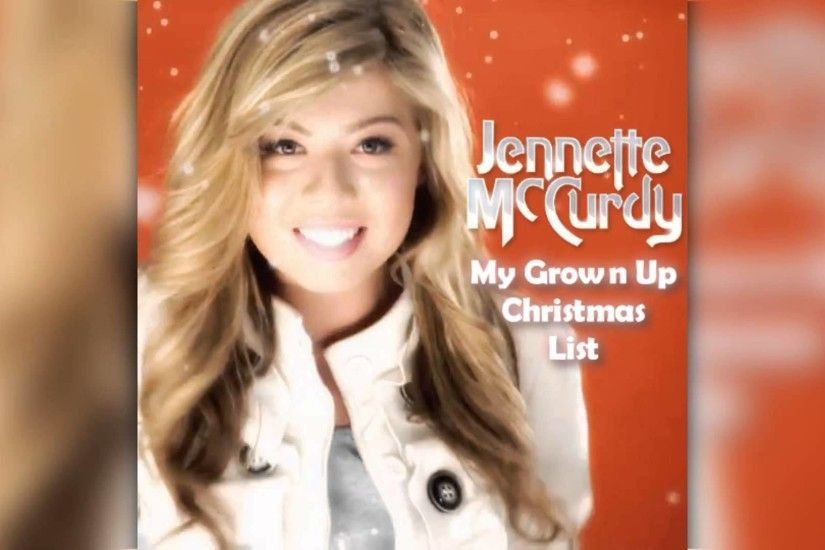 "Jennette McCurdy - ""Grown Up Christmas List"" (Full)"