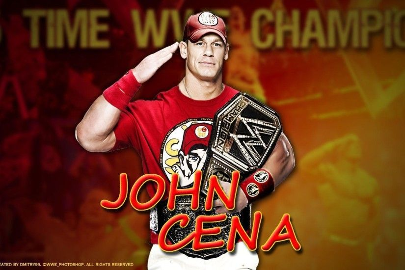 Wwe John Cena Wallpaper 2015 - WallpaperSafari