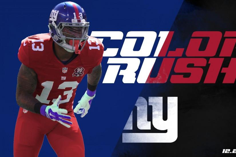 been wanting to do this for so long, the giants will wear color rush uni's  on december 22 this year vs the eagles. as you can see, i swapped the  jersey, ...