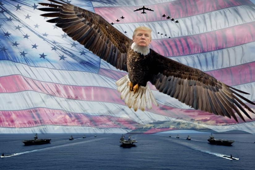 Donald Trump (@realdonaldtrump) is going to make America great again  whether you like it or not. Make your desktop background great again with  this ...