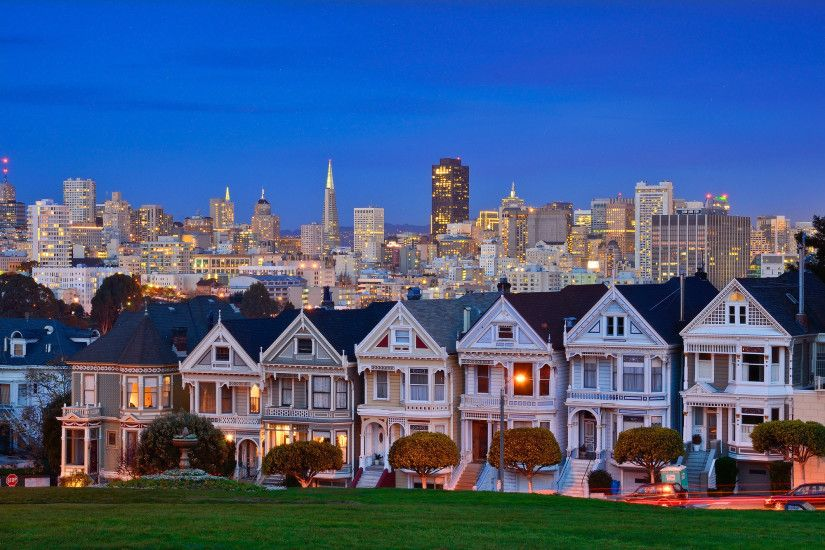 HD Wallpaper | Background ID:399847. 2048x1333 Man Made San Francisco