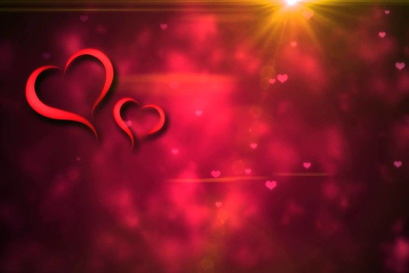 Free Love Motion Background Loop 1080P HD | Wedding Loop For Title Projects  - YouTube