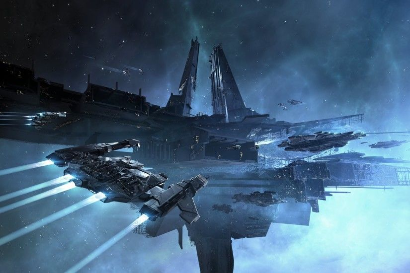 Citadel Expansion for EVE Online Flies in Today