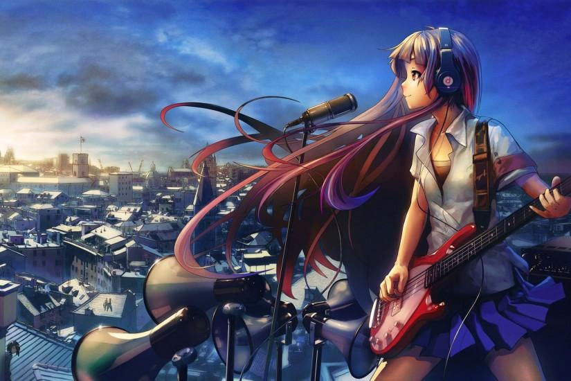 Music · Anime Music Wallpapers ...