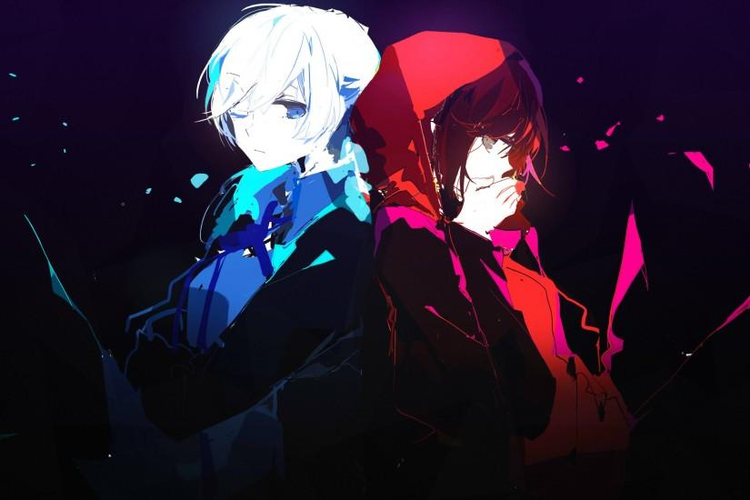 download rwby background 2560x1440 for android tablet