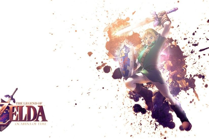 Legend Of Zelda Ocarina Of Time Wallpaper Mobile