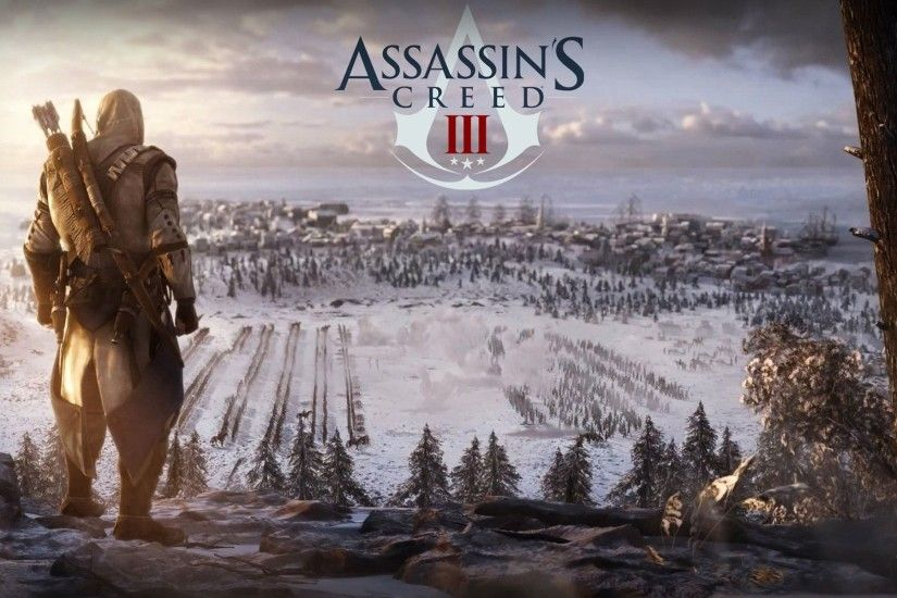 Assassin's Creed III. | Assassins Creed 3 Games HD Wallpaper