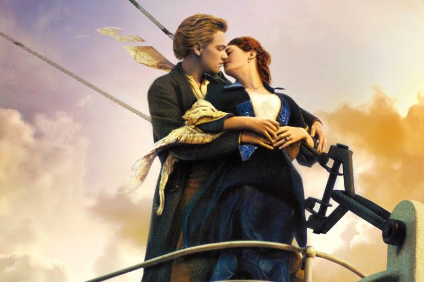 Ultra HD 4K resolutions:3840 x 2160 Original. Description: Download Titanic  Kiss Movies wallpaper ...