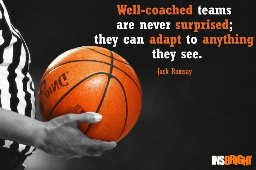 Basketball Quotes For Coaches