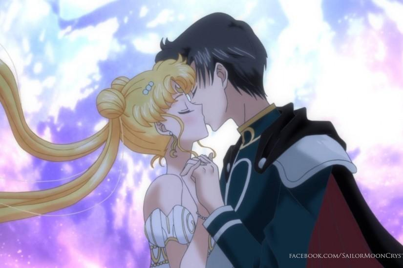 Princess Serenity and Prince Endymion - Sailor Moon Crystal