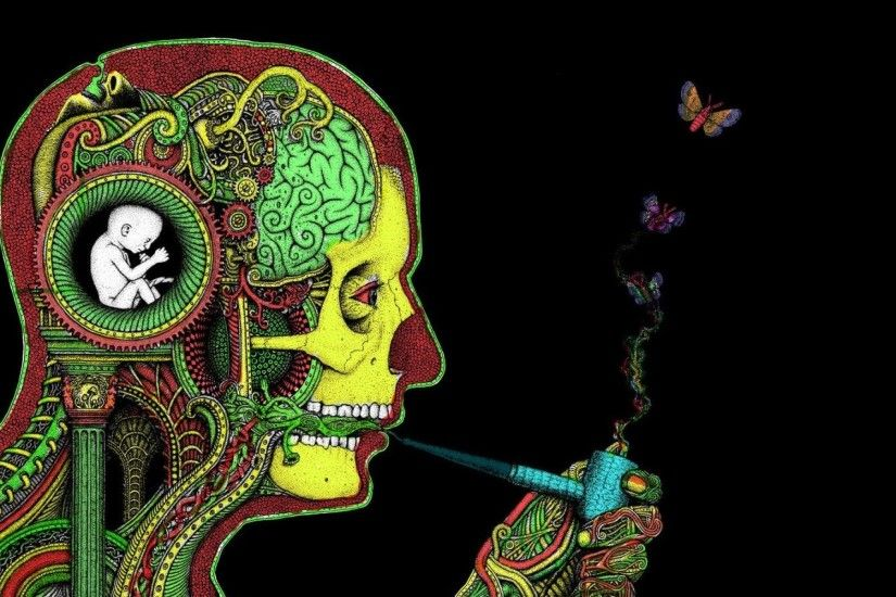 Most Downloaded Trippy Wallpapers