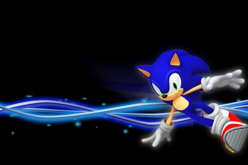 Sonic the Hedgehog Wallpaper: Sonic Wallpaper