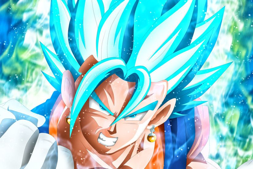 ... wallpaper abyss; vegito ssjb ps4wallpapers com ...