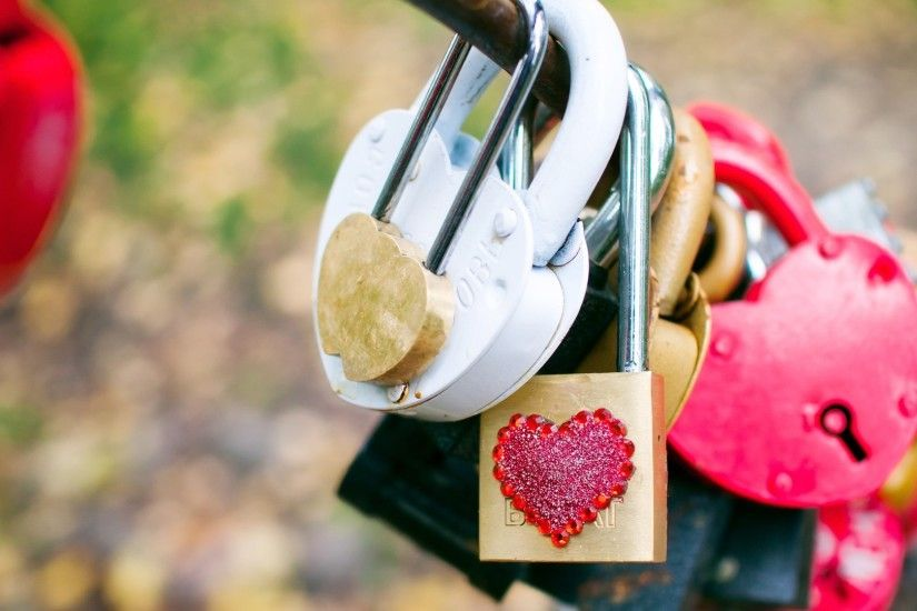 Paris Love Locks-seal your love forever