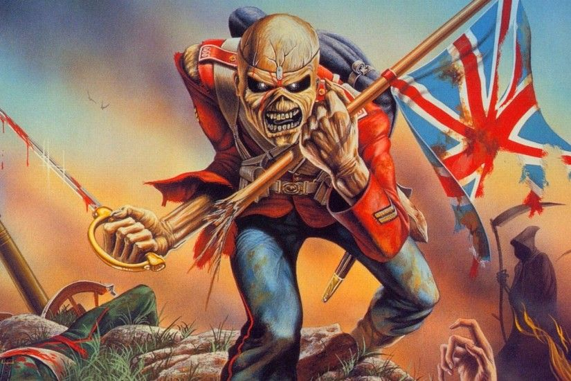 Iron Maiden Eddie Wallpapers by Louis Farmer #2